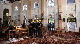 Teroristický útok na Srí Lance má už 290 obětí, policie našla bombu u letiště - anotační foto