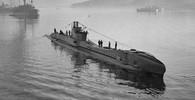 Tragická historie: Britská ponorka se dvakrát potopila i s kompletní posádkou - anotační foto