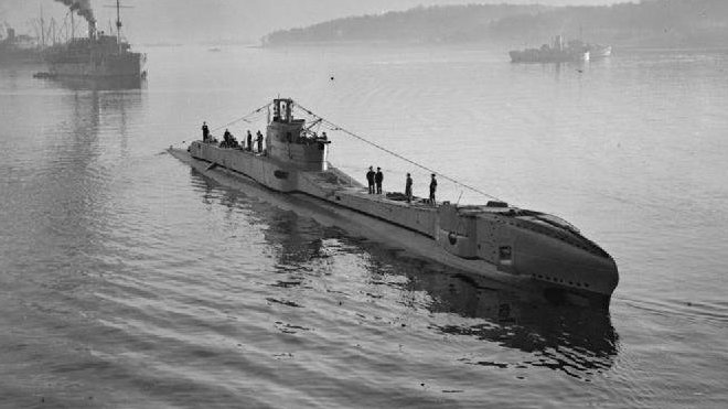 HMS Thunderbolt