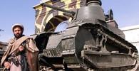 Renault FT nalezený v roce 2003 v Kabulu