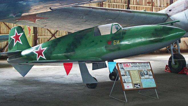 Berezňak-Isajev BI-1