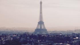 Lockdown: Lidé prchali z Paříže, nastal chaos, kolony měřily 700 kilometrů - anotační foto