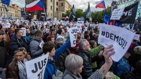Spolek Milion chvilek opět zatopí Babišovi: Další demonstrace, padlo první datum - anotační foto