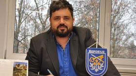 Pavel Novotný poslal do okolí Klause pořádně peprnou nadávku - anotační foto