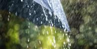 Vydatné deště celý týden a bouřky