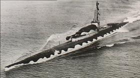 britská ponorka třídy M