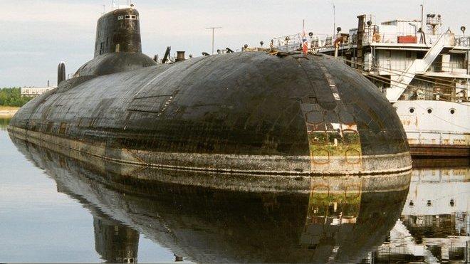 Ponorka TK-202 třídy Akula