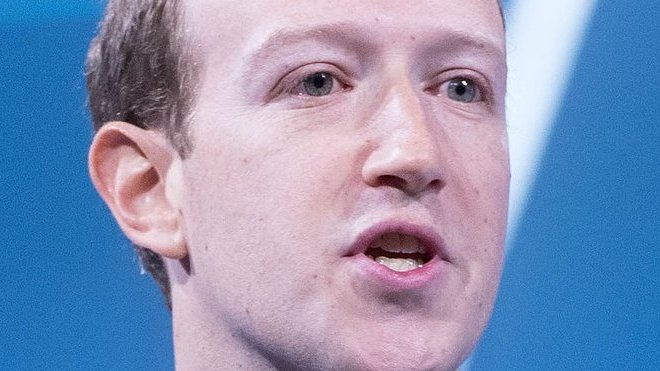 Mark Zuckerberg, autor: Anthony Quintan
