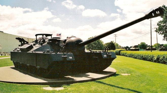 Supertěžký tank T28