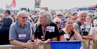 Demonstrace proti Babišovi na Letné
