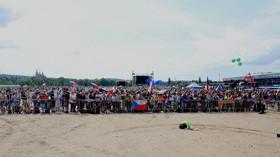 Mikuláš Minář stojí za demonstracemi proti Babišovi na Letné