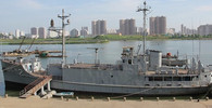 USS Pueblo v roce 2012