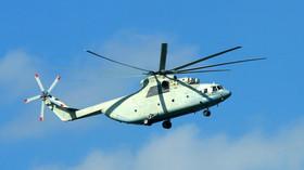 Sibiřský obr! Největší vrtulník na světě je z Ruska! - anotační foto