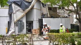 Výbuch v obchodním centru na Floridě (6.7.2019)