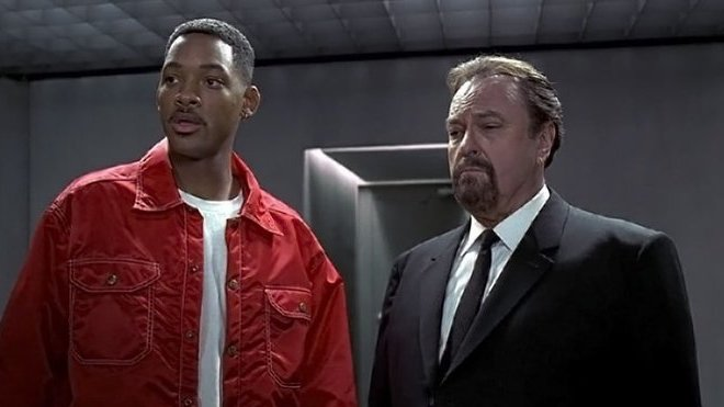 Rip Torn a Will Smith