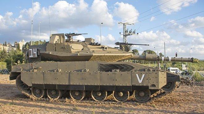 Merkava Mk. 4