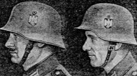 Přilby M1918 a M1935