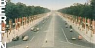 Berlín v roce 1936? Podívejte se, jak vypadal v barvě