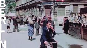 Berlín roku 1945: Vyspělé město se změnilo v ruiny