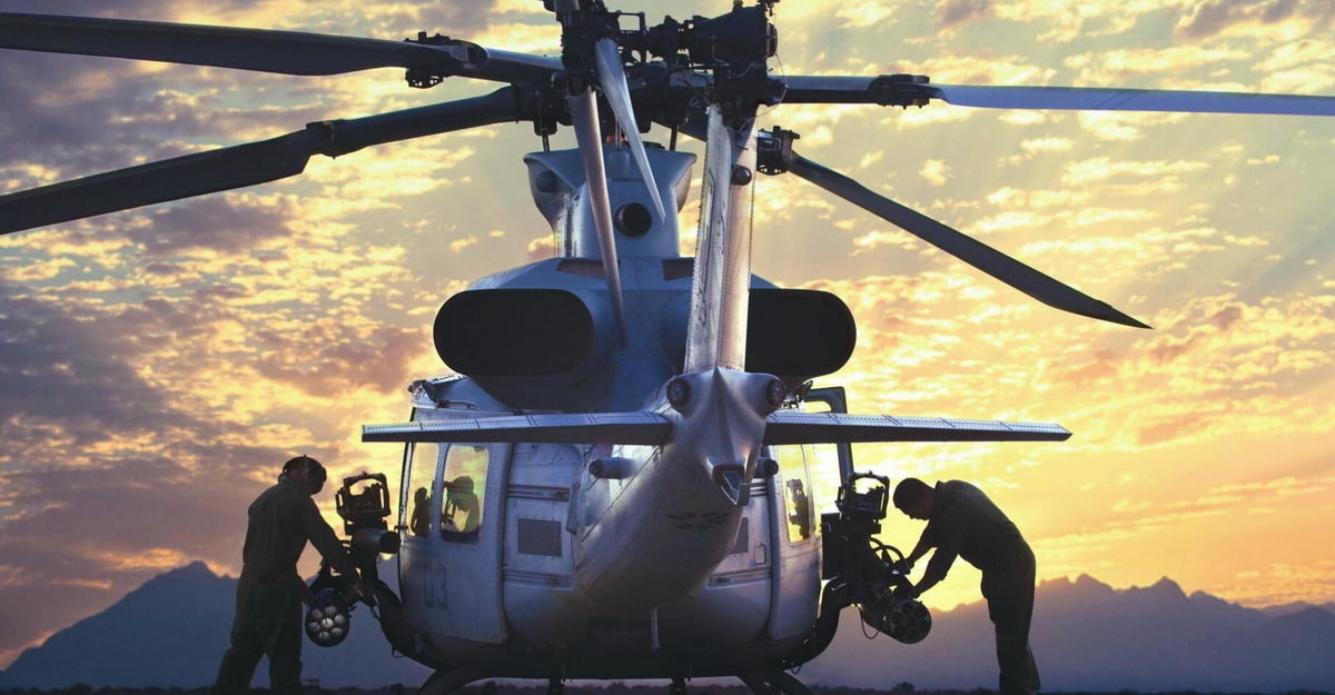 UH-1Y Venom