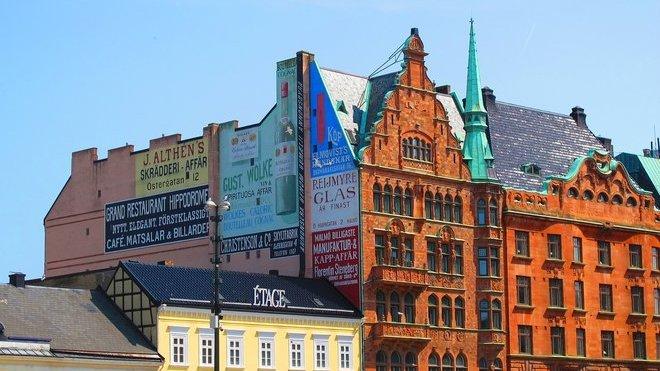 Švédsko, Malmö
