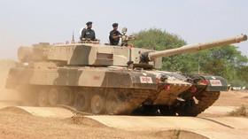 Průšvih na pásech – Je Arjun nejhorší tank na světě? - anotační foto