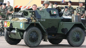 Daimler Scout Car