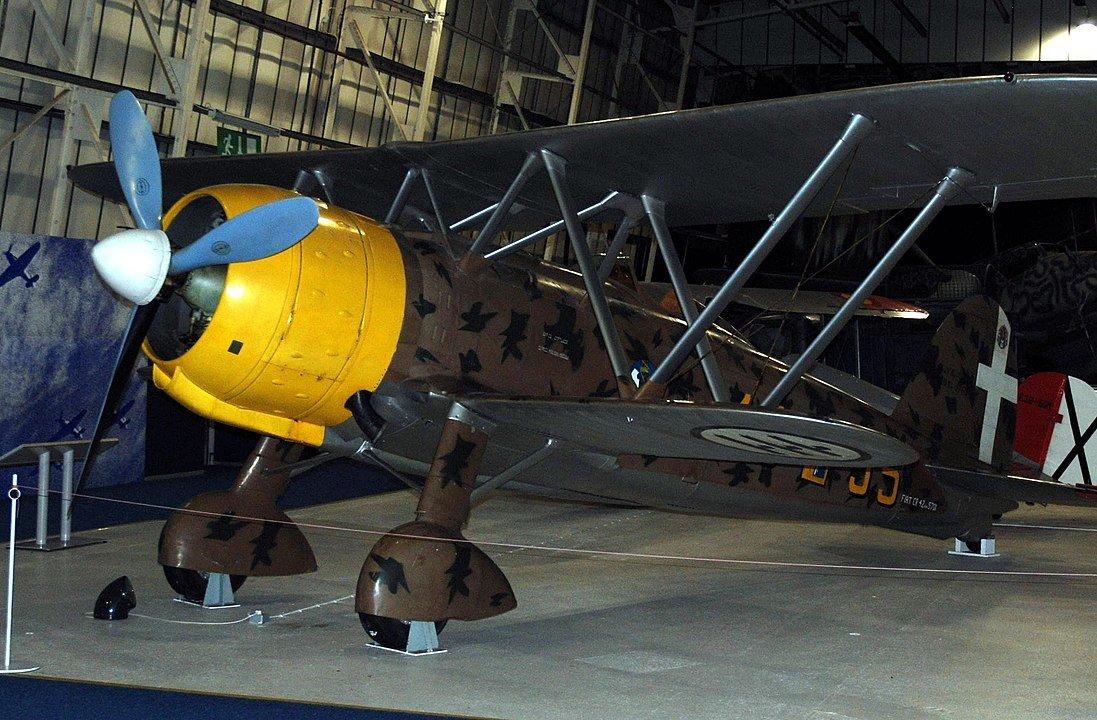Fiat C.R.42 Falco