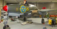 Saab J 21