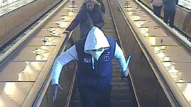 Útočník z pražského metra