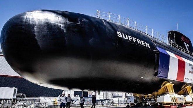 ponorka Suffren