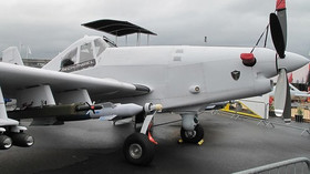Z létajícího traktoru bitevní letadlo: dává to větší logiku, než se zdá! - anotační foto