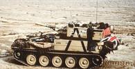 Britský Škorpion byl nejrychlejším tankem. Pomohlo mu to na bojišti? - anotační obrázek