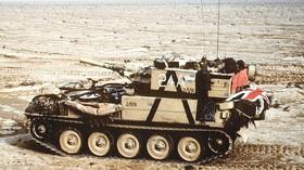 Britský Škorpion byl nejrychlejším tankem. Pomohlo mu to na bojišti? - anotační foto