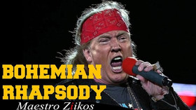 Queen – Bohemian Rhapsody (Donald Trump Cover)