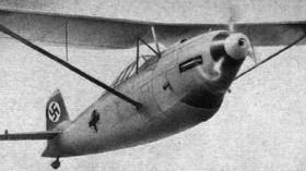 Konkurent Messerschmitta byl bizardní stroj. Mohl vládnout nebi? - anotační foto