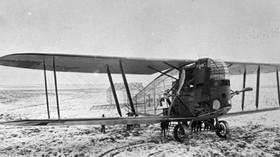 Německo mělo neviditelný bombardér. Už za 1. světové války - anotační foto