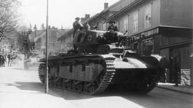 První Hitlerův těžký tank vznikl díky špionáži! V boji pohořel, ale propagandisticky vyhrál! - anotační foto
