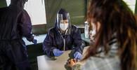 V neděli téměř čtyři desítky nově nakažených v Česku - anotační foto