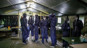 Covid-19: Počet vážných případů v ČR roste, nově nakažených opět přes 100 - anotační foto
