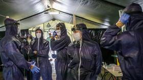 Nakažených koronavirem přibylo v Česku ve středu 74 - anotační foto