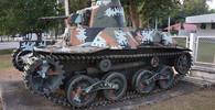 Japonský tank Ha-gó byl jako plechovka od sardinek. Přesto vítězil! - anotační obrázek