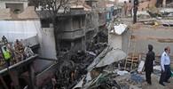 Proč se zřítilo letadlo v Karáčí? Odhaleny nové detaily - anotační foto