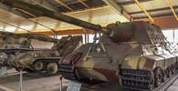 Jagdtiger: Hitlerovo monstrum, které mělo všechny spojenecké tanky. Byl tu ale háček - anotační obrázek