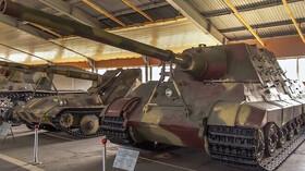 Jagdtiger: Hitlerovo monstrum, které mělo všechny spojenecké tanky. Byl tu ale háček - anotační foto