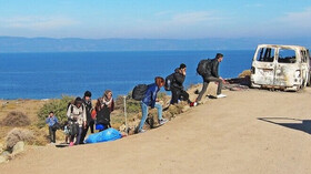 Na italské Lampeduse za jeden den přistálo přes 1200 migrantů