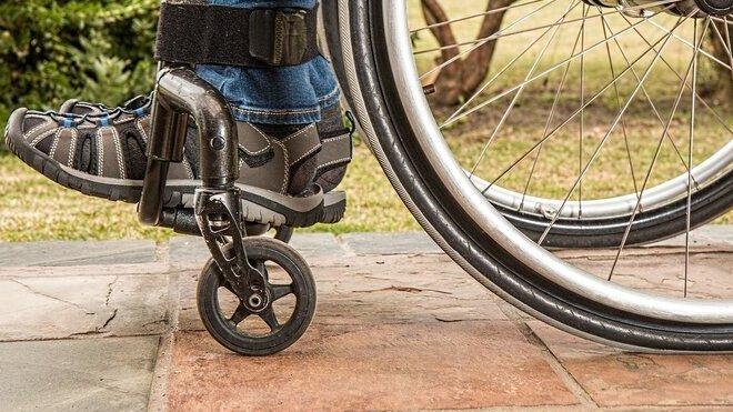 Zdravotně postižení, ilustrační foto