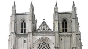 Katedrála v Nantes