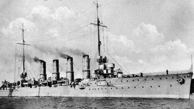 SMS Magdeburg