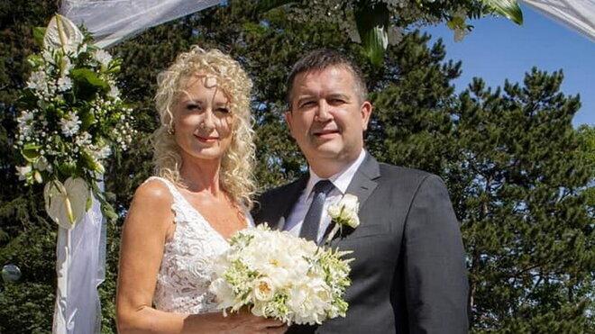 Jan Hamáček se oženil